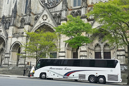 New York Hotel group transportation experts