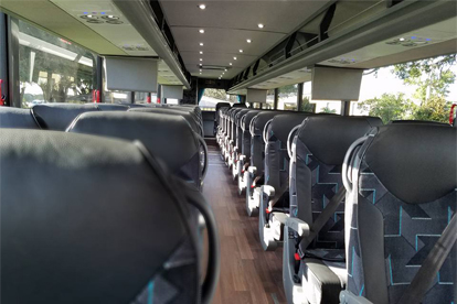 Bus Rental New Jersey