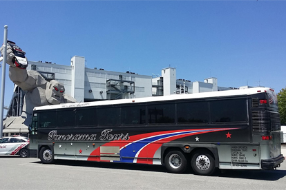 Charter Bus Rental New Jersey