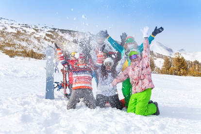 Group Ski Bus Service in New Jersey