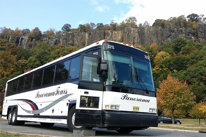 New Jersey Senior Bus Rental