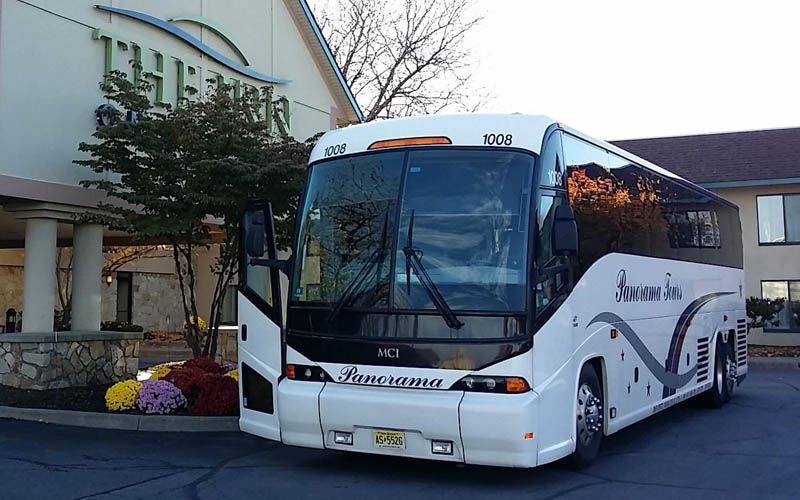 Bus Rental New Jersey