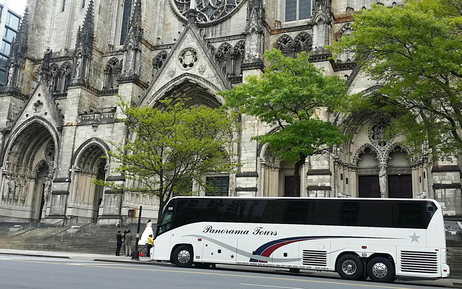 New Jersey wedding shuttles