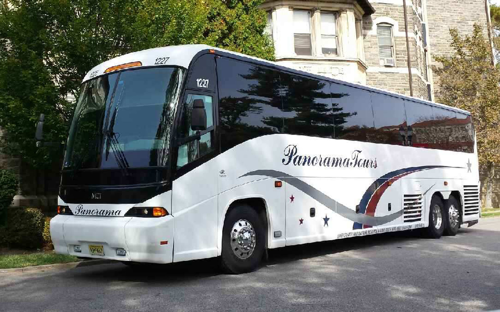 New Jersey tour operator group transportation partners