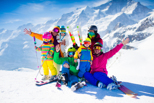 Skiing As a Family is Fantastic, Charter Bus New York