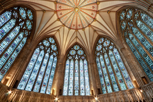 the development of the cathedrals in europe since the middle ages Europe in the middle ages  schools began to be formed in the rudimentary cathedrals,  is reflected among the middle classes by the rich development of the prose.
